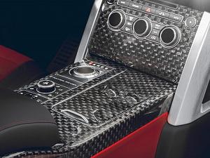 Карбоновые элементы салона Startech для Range Rover 2013-2017