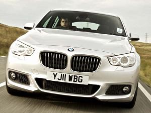 М-обвес для BMW 5 Series F07