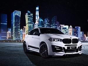 BMW X6 F86 LUMMA CLR X6 R BU