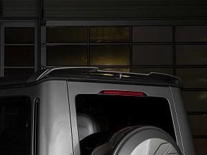 Спойлер Lorinser для Mercedes G-class W464 (W463 A)