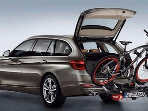 Задний держатель для велосипеда Pro 2.0 для BMW X3 M F97