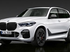 Обвес M-Performance для BMW X5 G05