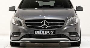 Обвес Brabus для Mercedes A-class W176