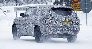В процессе испытаний на территории Северной Европы «засекли» прототип удлиненного Range Rover 5-го поколения