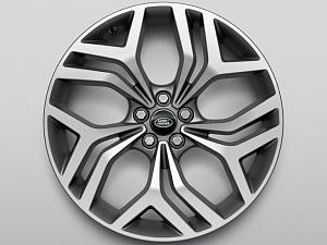 Колесный диск R20 Style 5079 Diamond Turned для Range Rover Evoque
