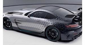 Компания Mercedes готовит особую версию экстремального автомобиля-купе GT Black Series
