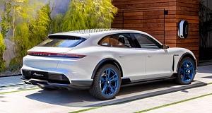 Зимнее вождение автомобиля станет еще проще и безопаснее благодаря концерну Porsche