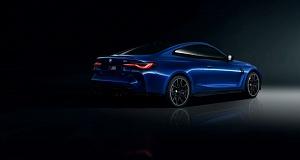 Встречайте культовый автомобиль BMW M4 Competition 2021 в уникальном оттенке San Marino Blue