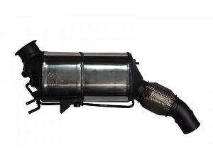 Возвратный сажевый фильтр EU6 для BMW X3 F25