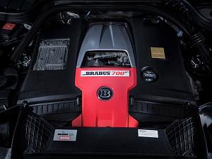 BRABUS PowerXtra для Mercedes G-class W464 (W463 A) G63