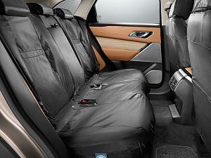 Чехлы на задние сиденья Luxury для Range Rover Velar