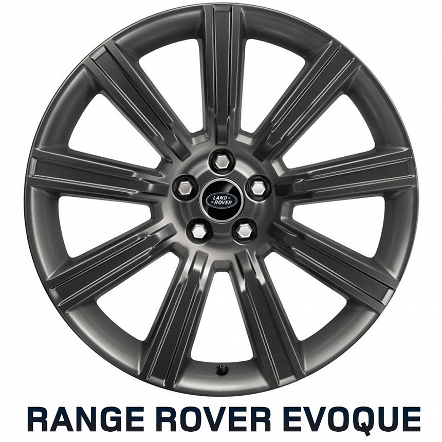 Колесный диск R20 Technical Grey для Range Rover Evoque