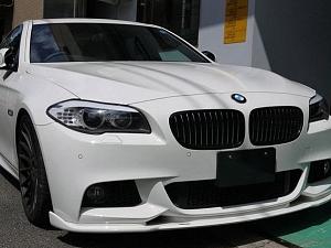Аэродинамические принадлежности M Performance для BMW 5 Series F10/F11