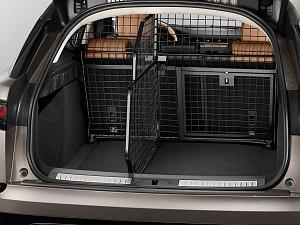 Разделитель багажного отделения (полная высота) для Range Rover Velar