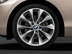 Легкосплавное дисковое колесо (V-образные спицы) 387 для BMW 2 Series F22