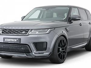 Обвес Startech для Range Rover Sport 2018