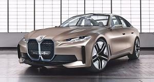 Новый автомобиль BMW i4 станет главным соперником Tesla 3-го поколения