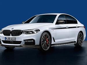 Аэродинамические принадлежности M Performance для BMW 5 Series G30