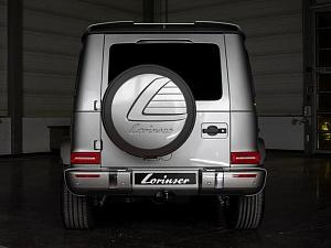 Колпак запасного колеса Lorinser для Mercedes G-class W464 (W463 A)