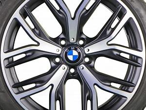 Легкосплавное дисковое колесо (Y-образные спицы) 542 для BMW X4 F26