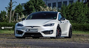 Prior Design WideBody For Tesla Model S