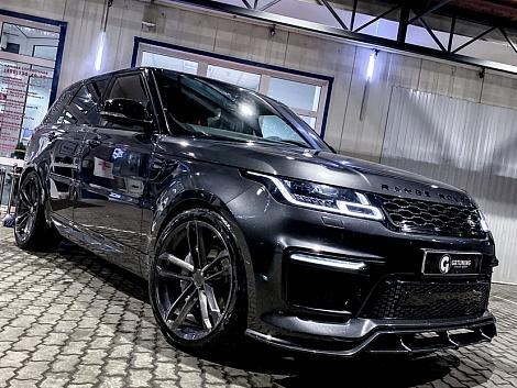 GRT обвес для Range Rover Sport 2018+