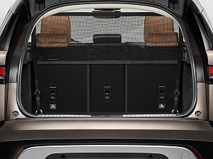 Разделительная сетка в багажное отделение для Range Rover Velar