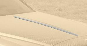 Накладка на капот (карбон) Mansory для Rolls-Royce Cullinan