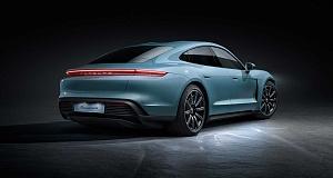 Известная компания Porsche представила стартовую версию Taycan 4S – минимальный ценник составляет 103 тыс. долларов США