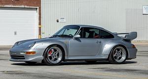 Редчайший автомобиль Porsche 911 GT2 выставлен на аукцион