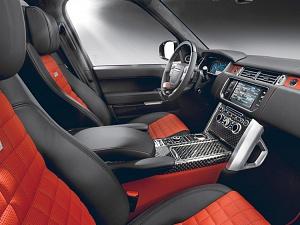 Кожаный салон Startech для Range Rover 2013-2017