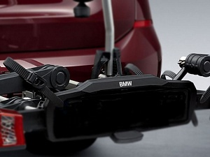 Комплект дополнений для 3-го велосипеда PRO 2.0 для BMW X2 F39