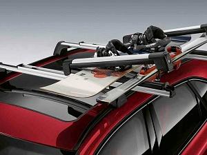 Крепление для лыж и сноуборда (выдвижное) для BMW X2 F39