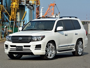 Обвес Double Eight Ver3 для Land Cruiser 200