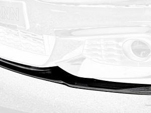 Передний спойлер Competition Hamann для BMW 4-series F36