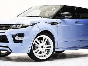 Обвес Startech для Range Rover Evoque 2011-