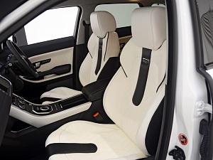 Кожаный салон Startech для Range Rover Evoque 2011-