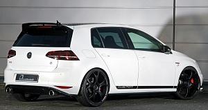 В B&B Automobiltechnik произвели тюнинг Golf GTI Clubsport S