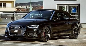 В ABT Sportsline усилили кабриолет Audi S3 Cabriolet
