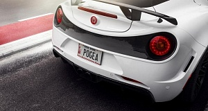 В Pogea Racing разогнали Alfa Romeo 4C до 305 км/час