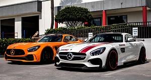 В Renntech доработали Mercedes-AMG GT R