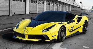 Mansory продемонстрировал Ferrari 488 4XX Siracusa