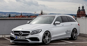 В Vath сделали Mercedes-AMG C63 Estate 700-сильным