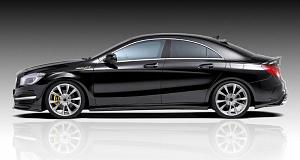Ателье Piecha Design – проект Mercedes CLA GT-R