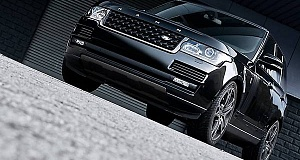Ателье Kahn Design – Range Rover Vogue Black Label Edition