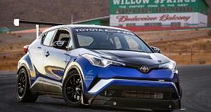 R-Tuned или тюнинг Toyota CH-R