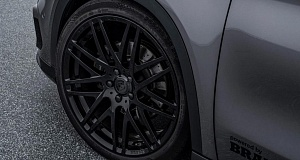 Тюнинг кроссовера Mercedes GLA 220 CDI от Brabus