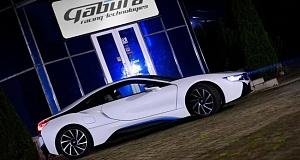 Проект BMW i8 с усиленным двигателем от BMW M6
