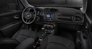 Специальная версия Jeep Renegade