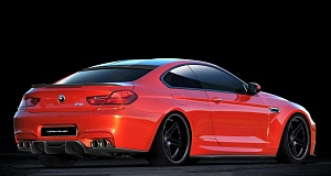 Vorsteiner поделилась о пакете для тюнинга на автомобиль BMW M6